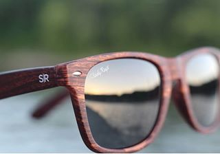ca93381d3045 Classic - Amber Wood Polarized  ShadyRays  LiveHard  sunglasses  shades