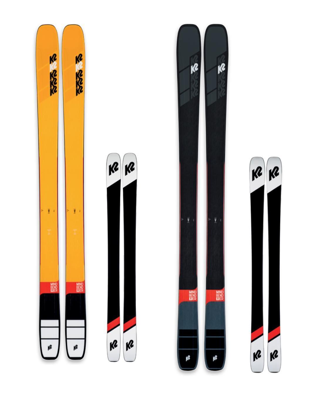 59be4414ca6 K2 MINDBENDER, skis freeride 2020 ! Nouvelle gamme ski freeride et  chaussures 2020 chez K2