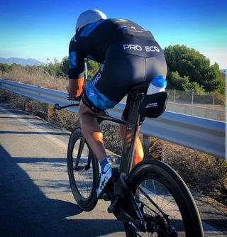 IMAZ throws down this Sunday and ProEco athlete Jose Aguirre is getting  his last bit. JAKROO Citrus Cycling Order 0896ccb9e
