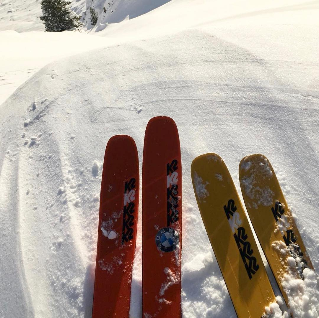 f94e7011aaa WIN WIN WIN Skis!!! We give away the two latest freeride guns by