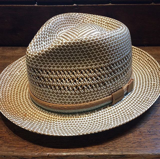 """fa80f9c5 The Rudi fedora is crafted from Shantung Straw; a high performance paper  rolled into a. """""""