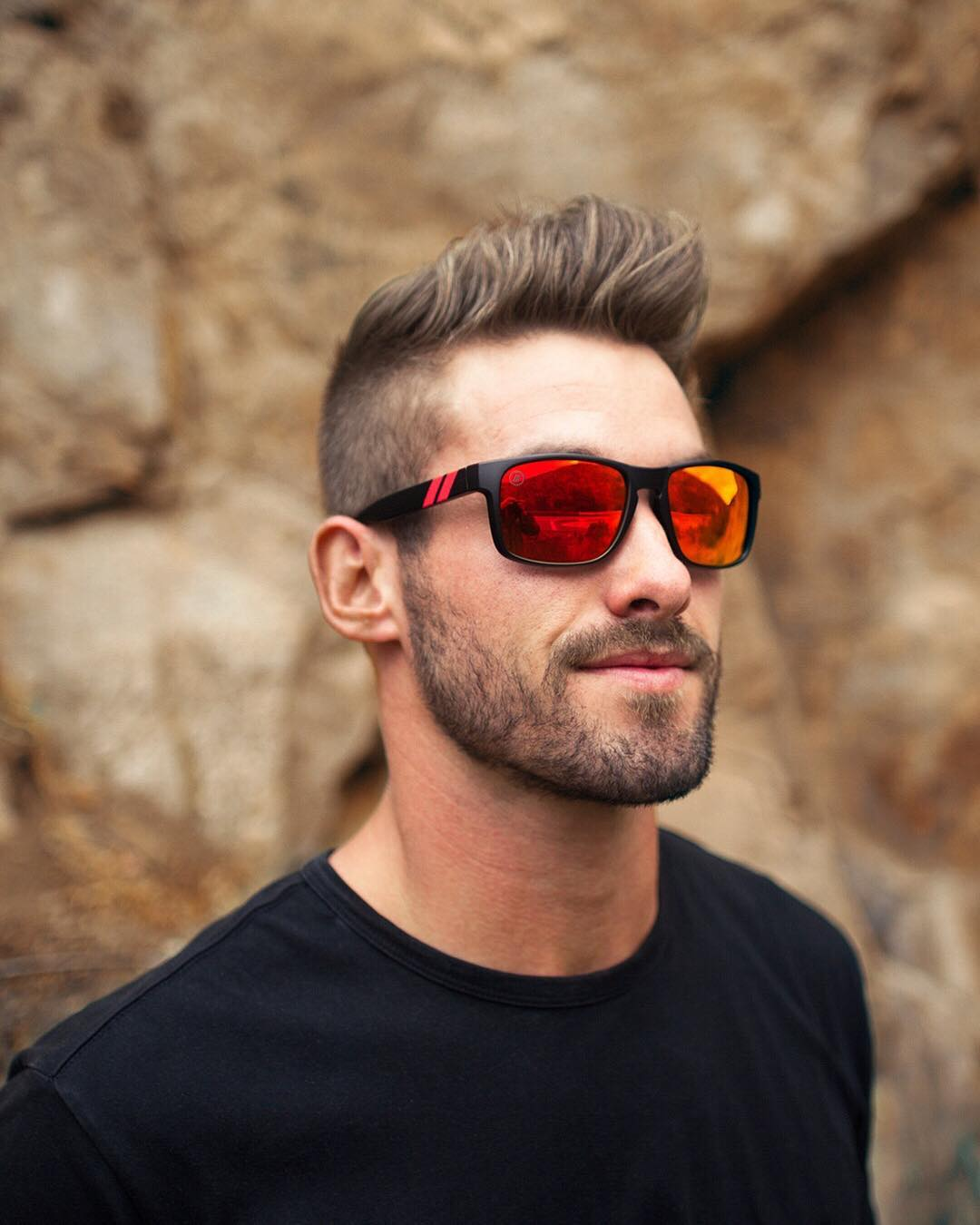 e39f2cdf92f6 Our New 'Red Strike' shades serve up scorching style built for the rigors of