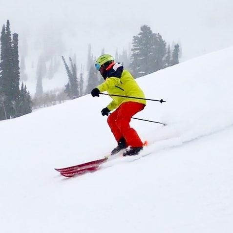 a912f08d21e Phil has been having a blast testing the all new K2 Mindbender!! A ski