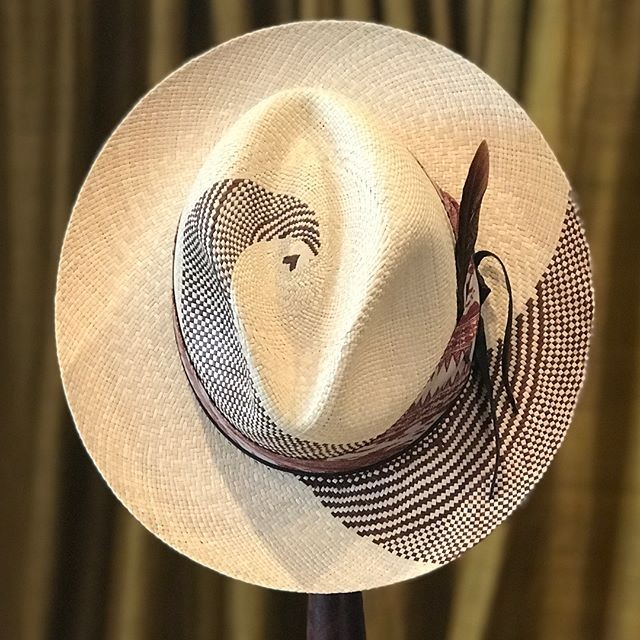 618a4740410b0 The Rayney Panama Fedora features a handsome grad crown